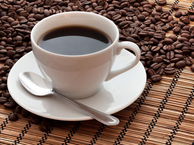 Nájdite si 5 minút na dôležité informácie o káve