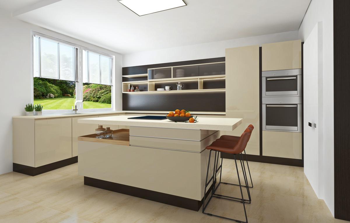 Ako zorganizovať vysnívanú a modernú kuchyňu