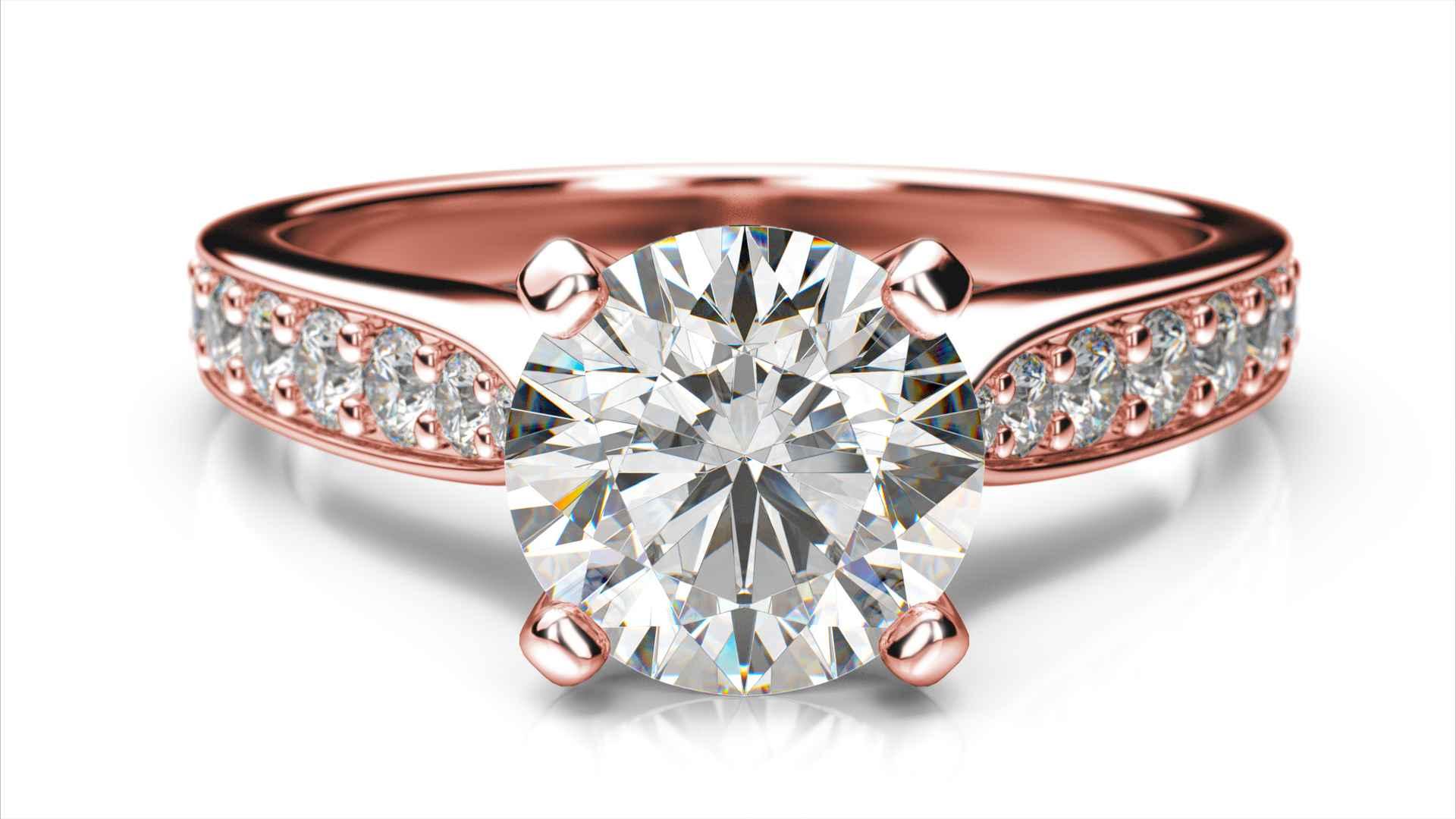 Snubný prsteň ako symbol večnej lásky
