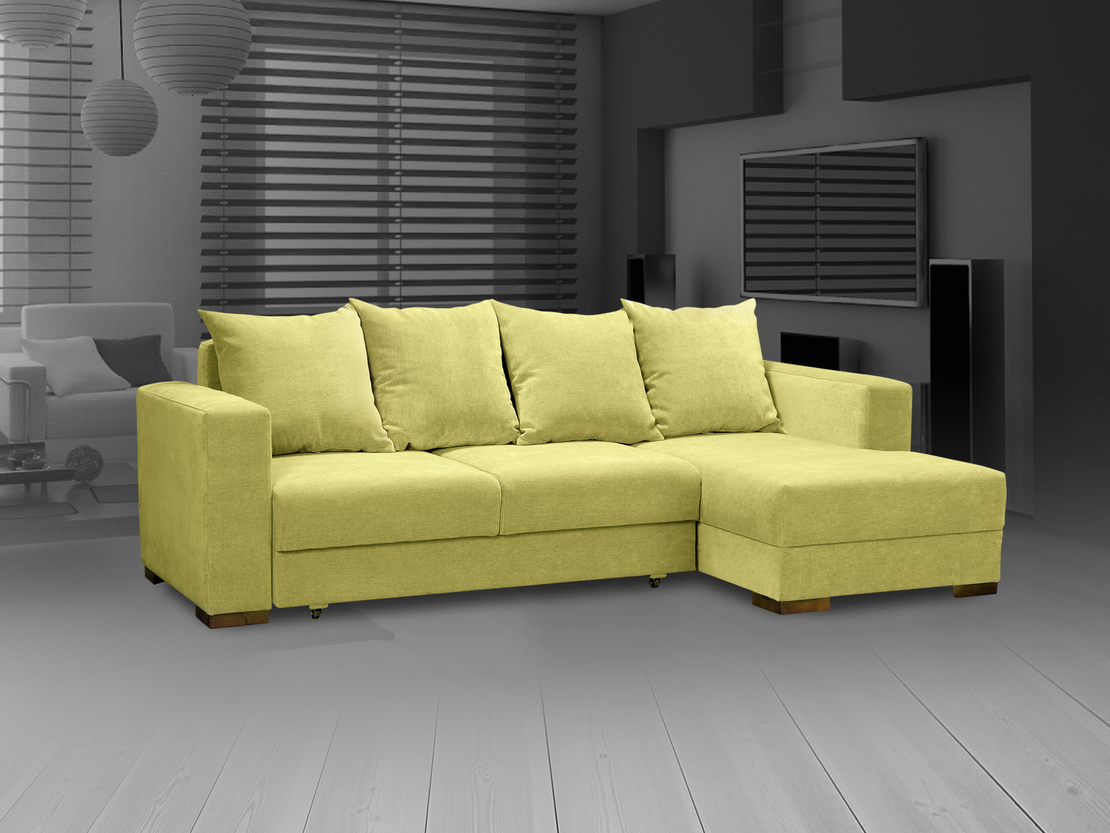 Elegancia, vkus a jedinečnosť do vašej obývačky