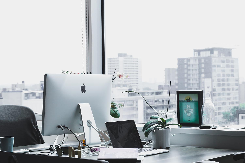 Ako premeniť vašu kanceláriu na tvorivé pracovisko