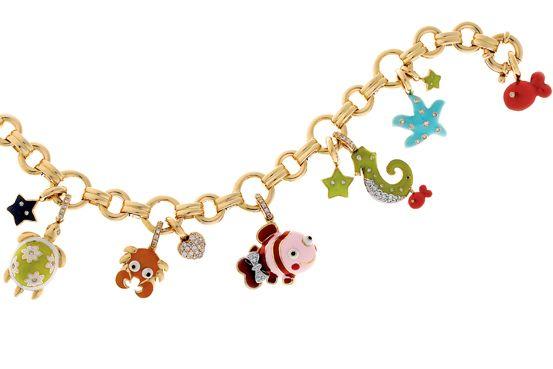 Ako vybrať šperky pre deti?